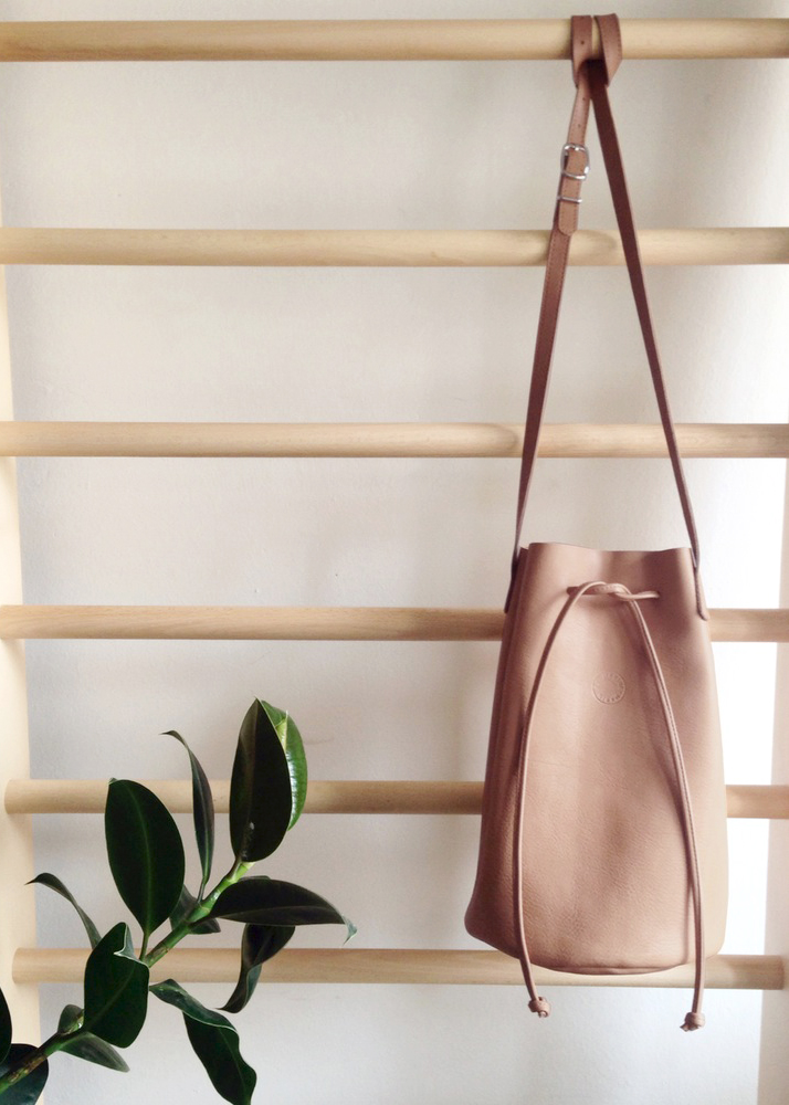 Interview with Marin Et Marine – Handmade Bucket Bag from Berlin