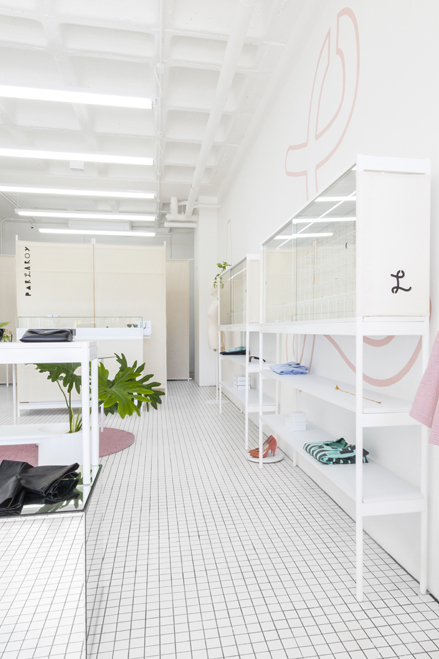 Par La Roy Fashion Boutique | Retail Design by Savvy Design Studio