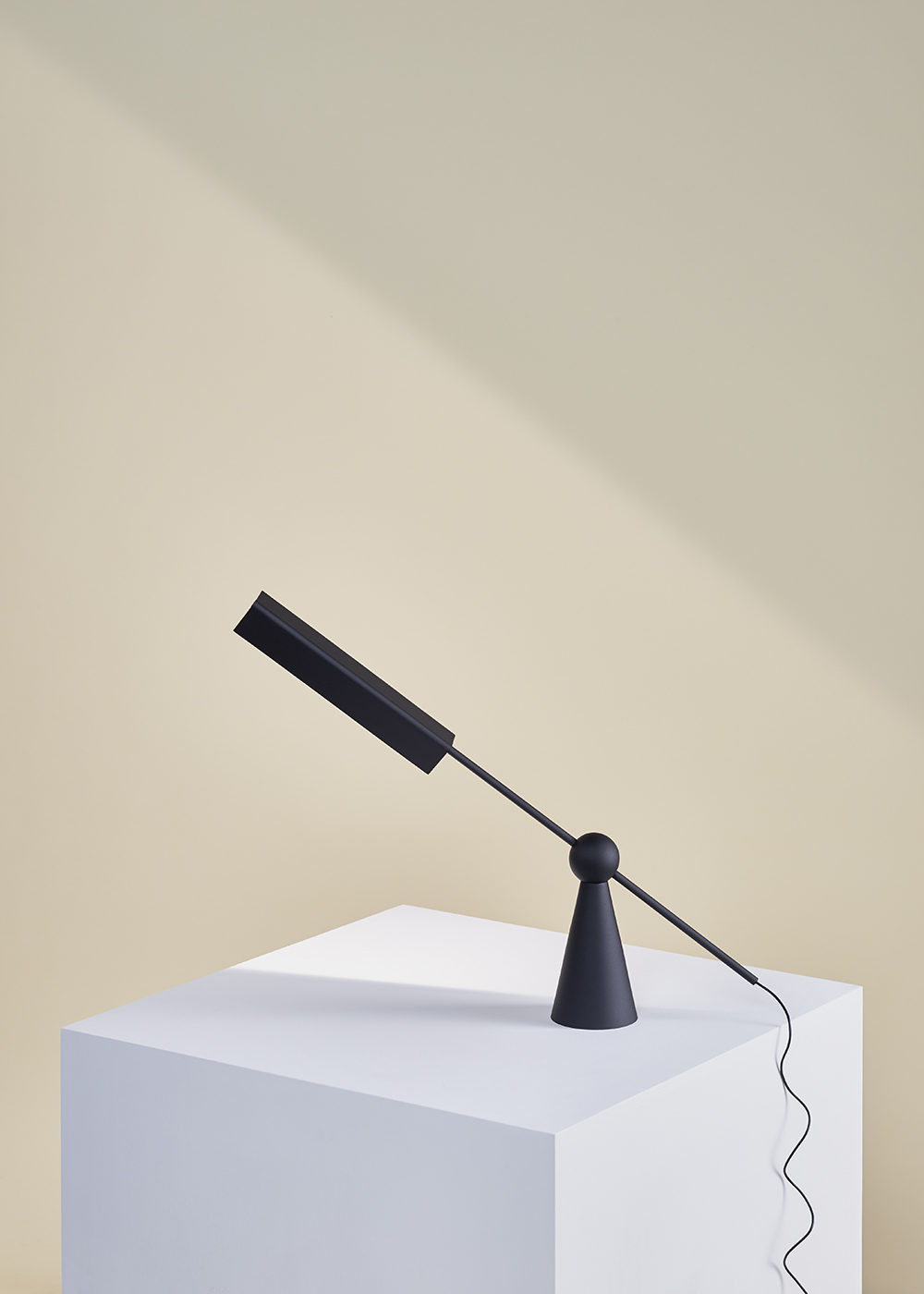 Earnest Studio | Mill table lamp