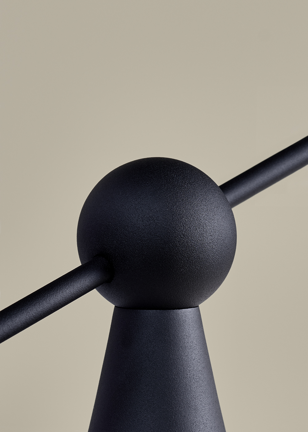 Earnest Studio   Mill table lamp