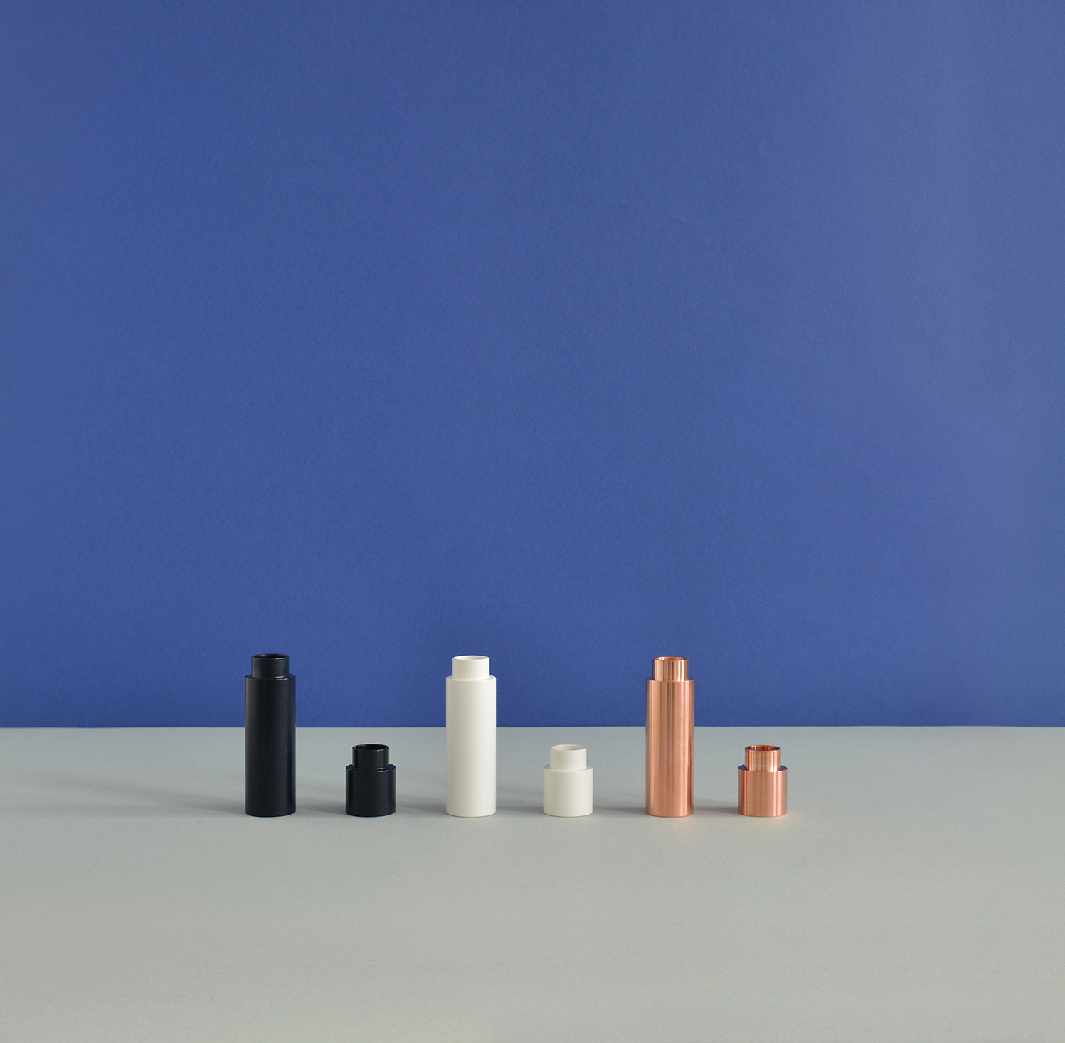 Modular Candleholders | Stack by Earnest Studio