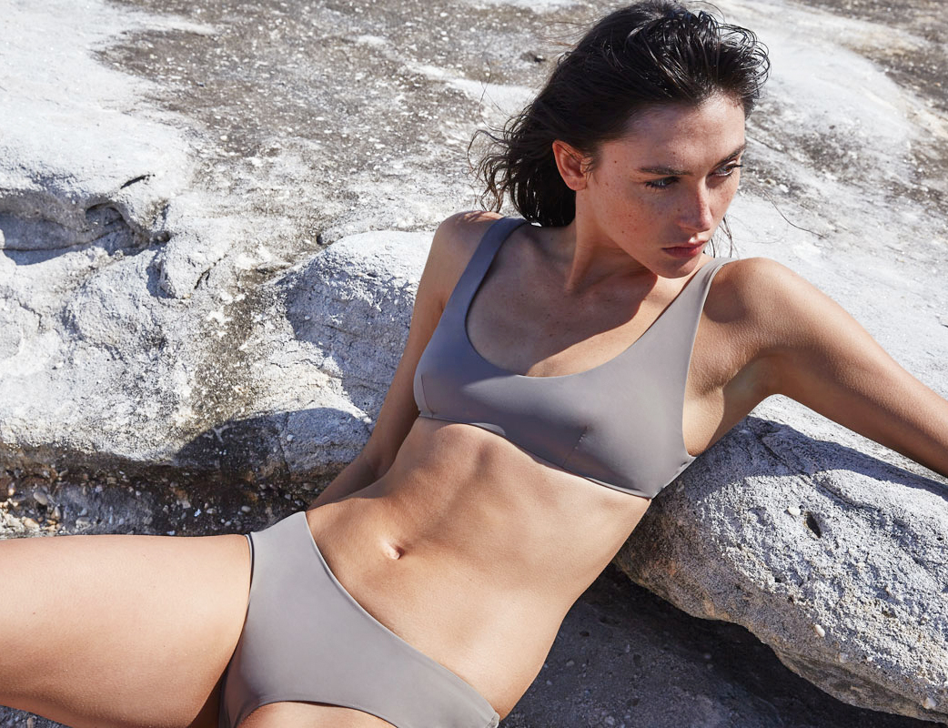 Minimal Swimwear made in Sydney by HER