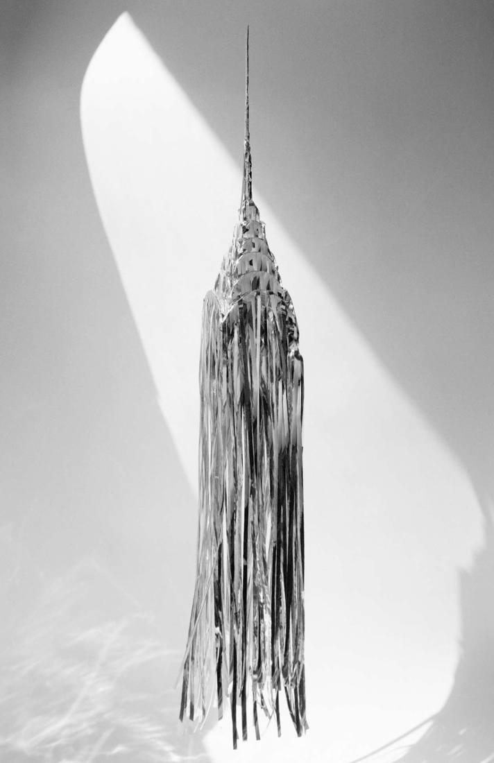 Confetti System Fun Installations   Chrysler Building