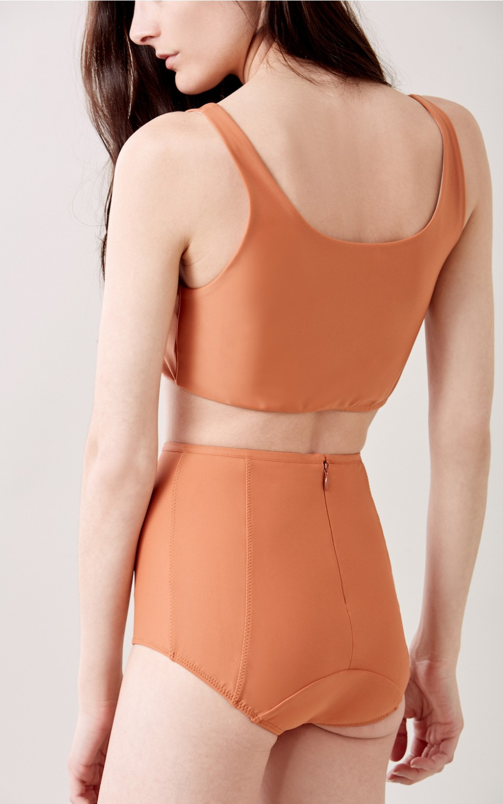 Rachel Comey Swimwear | High Waist Bikini Bottom