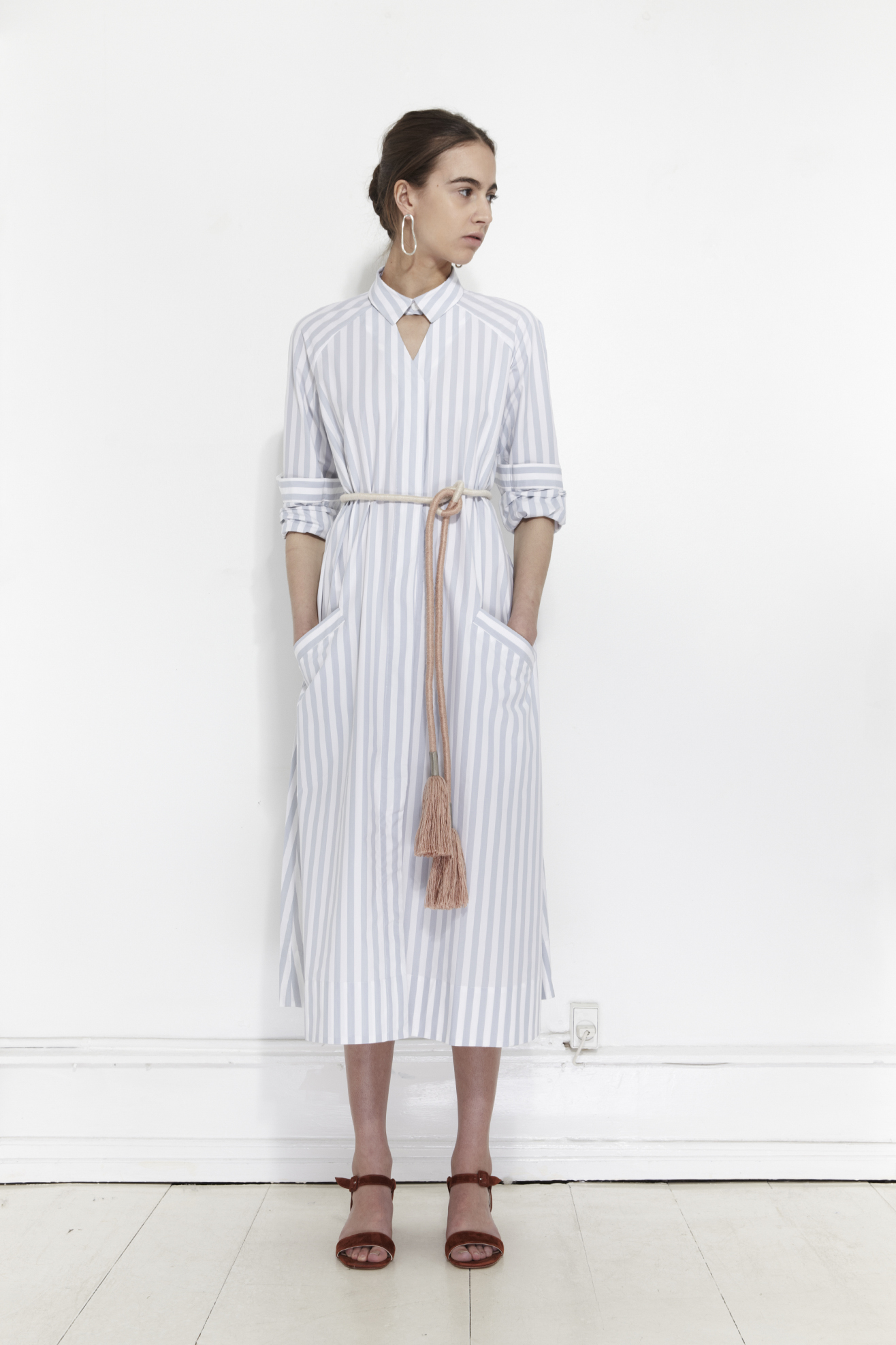 Summer dress by Mr. Larkin | Copenhagen based clothing label