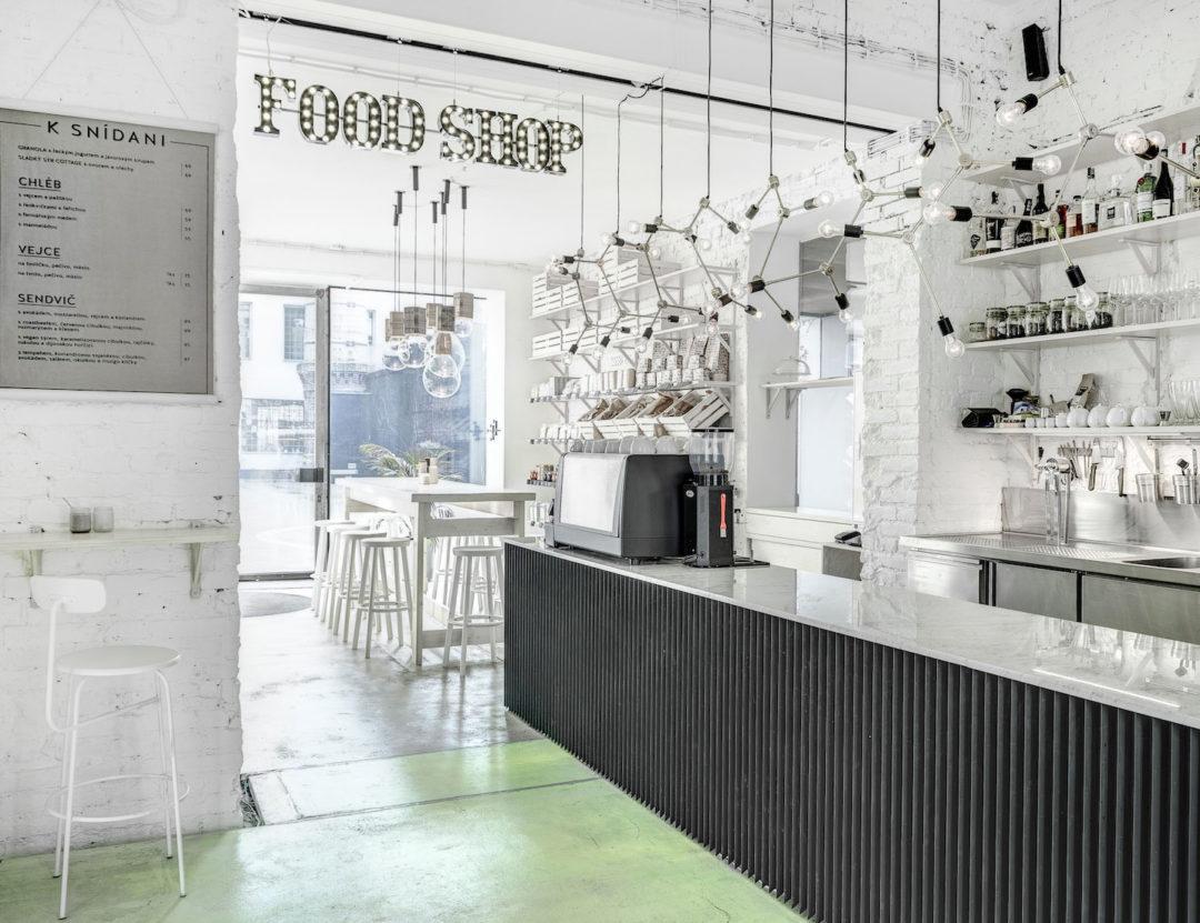 Phill's Corner Bistro Interior Design