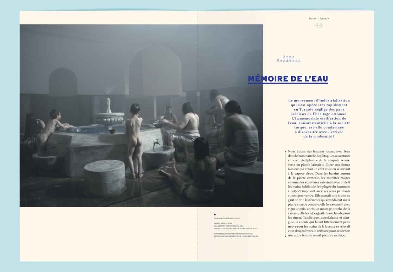 La Villa Mediterranée by Violaine et Jérémy | editorial design