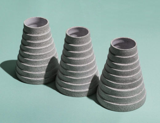 Natalie Weinberger | Pyramid Vases | BON Ceramics