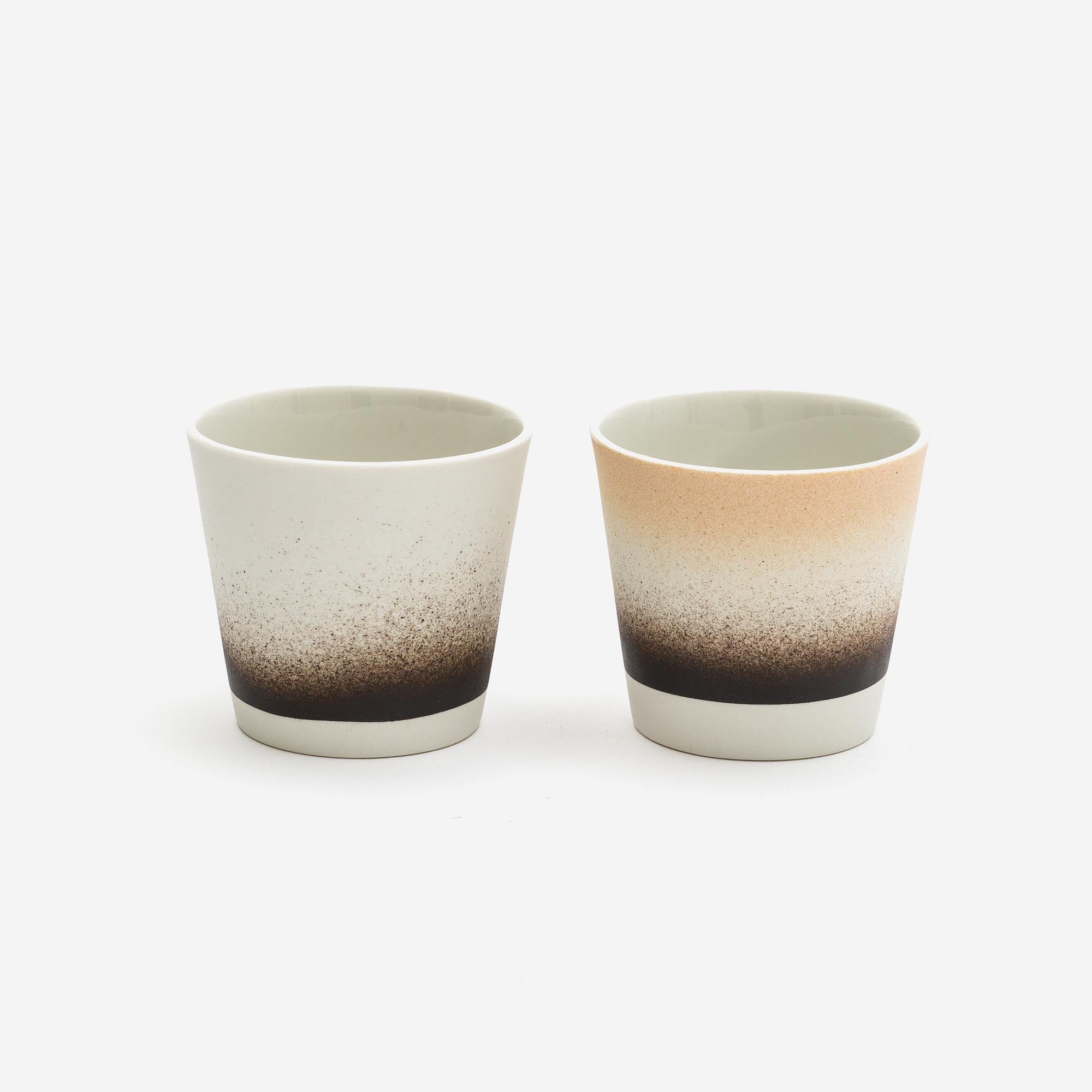 Kirstie Van Noort | Gradient Tea Mugs | BON Ceramics