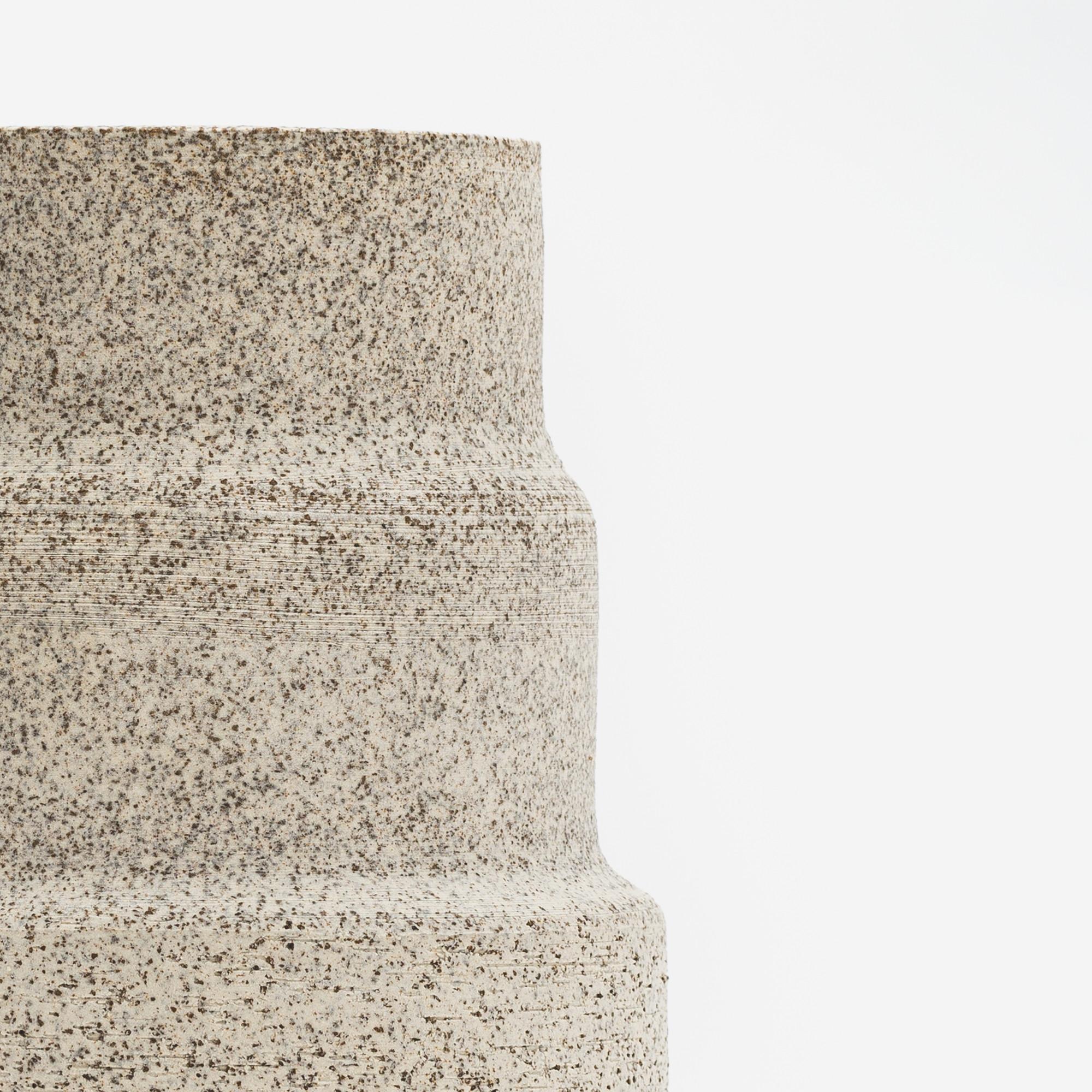 Natalie Weinberger | Geometric Vase