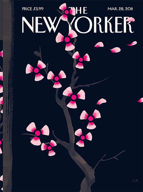 Christoph Niemann | The New Yorker Cover