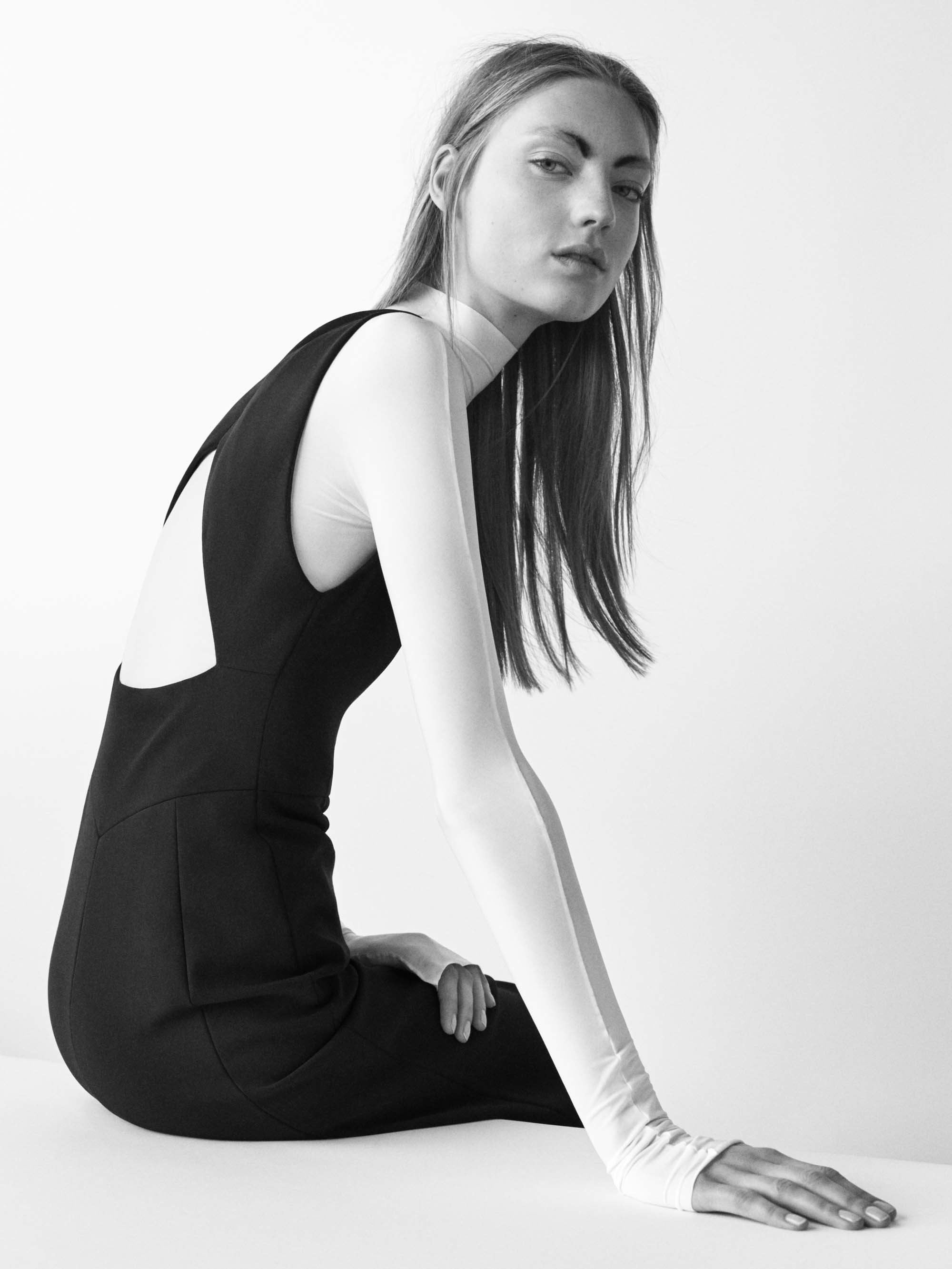 Narciso Rodriguez – Minimal White and Black collection