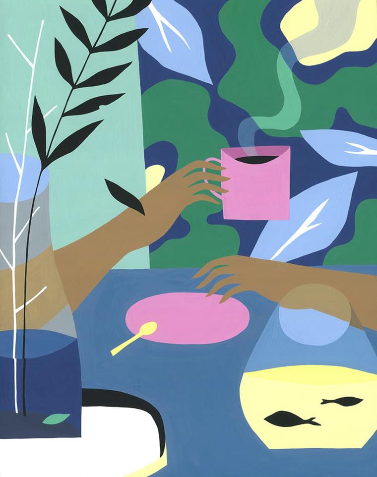 Ayumi Takahashi | Graphical Stilllife