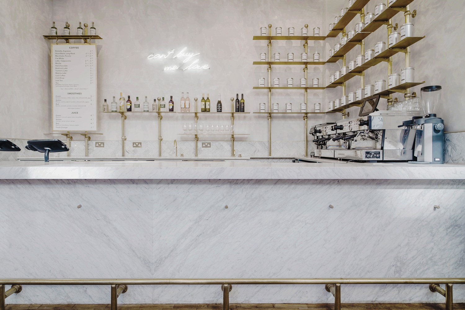 Royal Exchange Grind | Sophisticated Espresso Bar in London