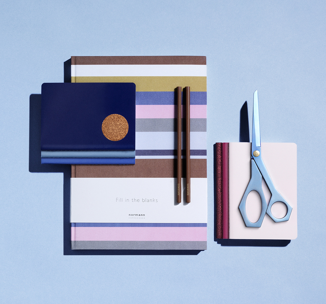 Daily Fiction Stationery by Normann Copenhagen