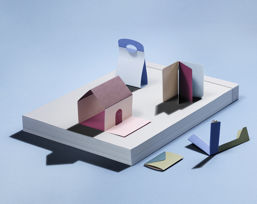 Daily Fiction Stationery by Normann Copenhagen | Playful sticky notes