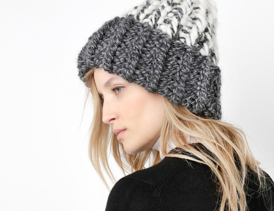 Hat Knit Kit by Wool and the Gang