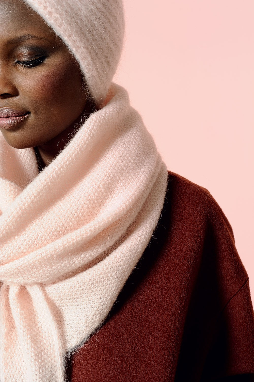 Des Petits Hauts | Softest Knitwear Scarf and Beanie