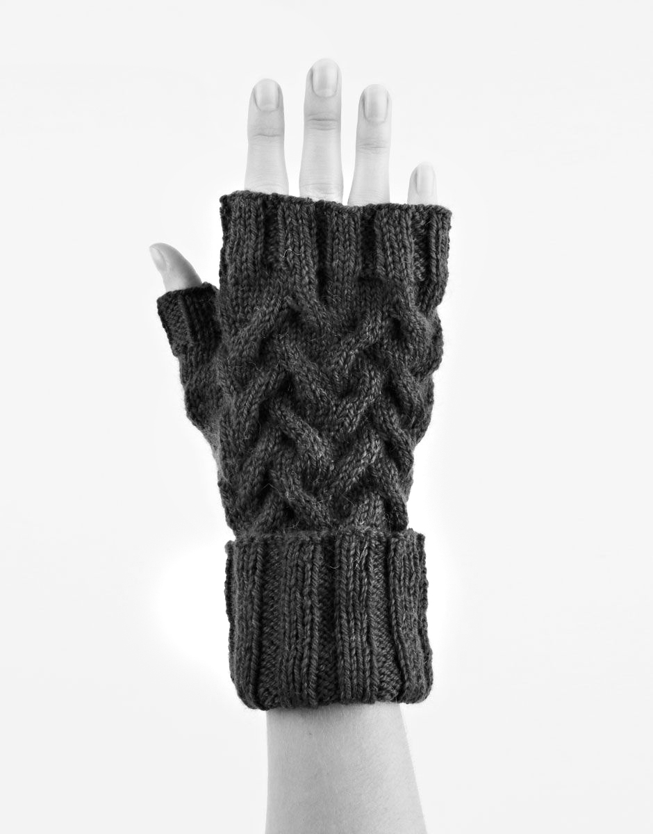 Mitten Knit Kit by Wool and the Gang