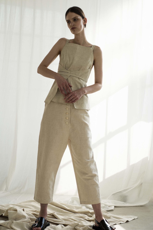 Shaina Mote | Womenswear made in Los Angeles #linen