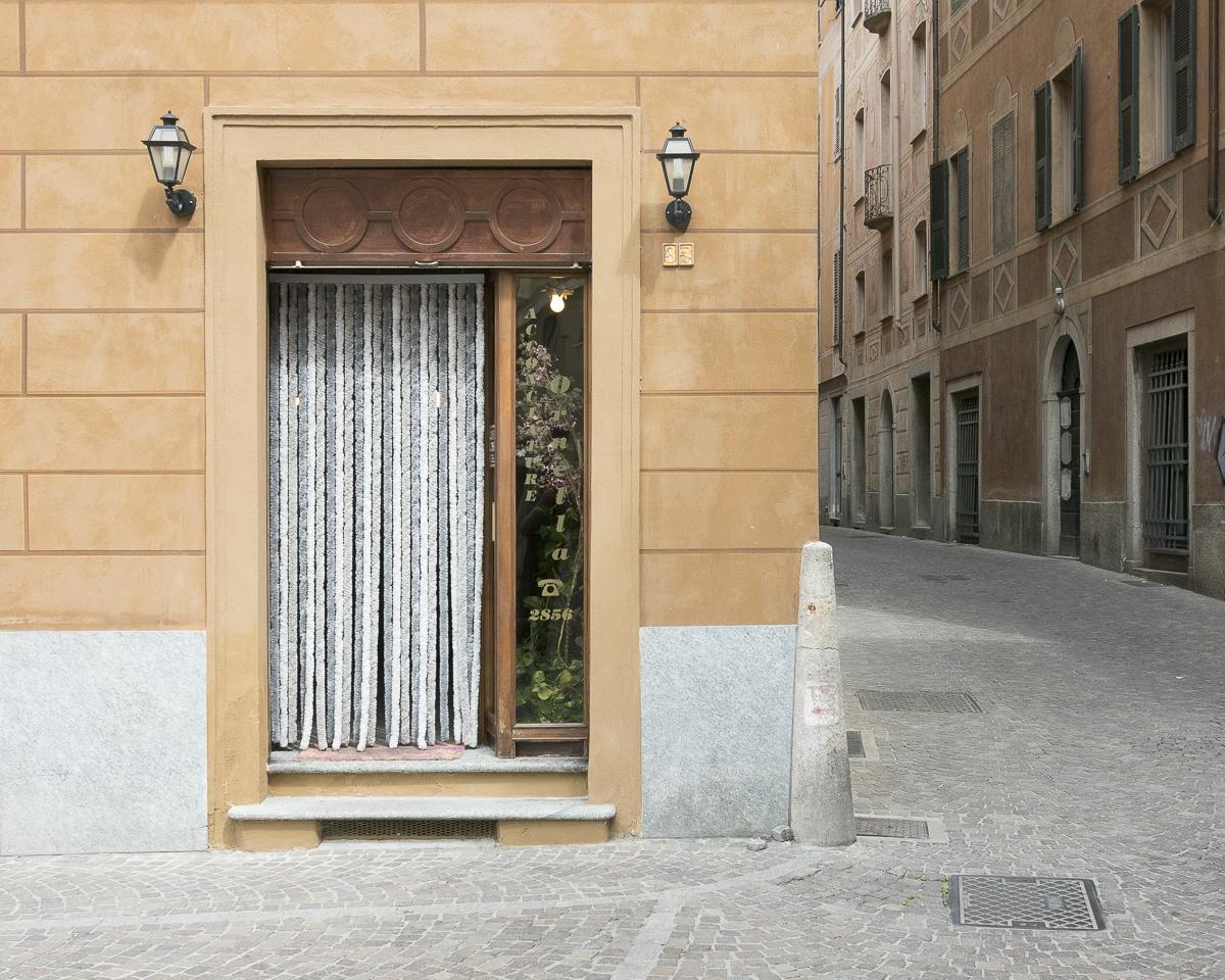 Italian Store Entrance