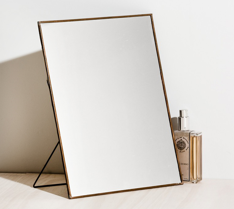 Easel mirror | Joinery NYC