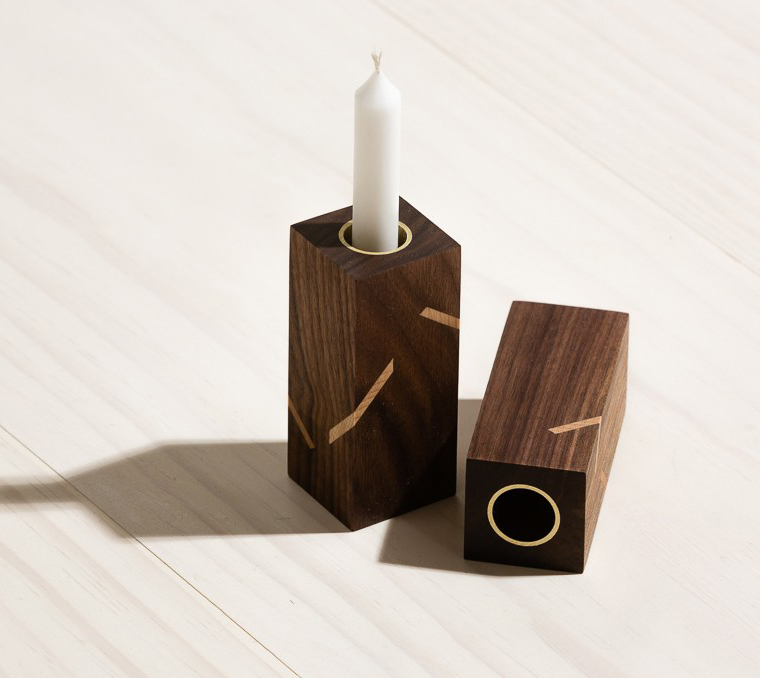 Fleet Candlestick Set | Joinery NYC