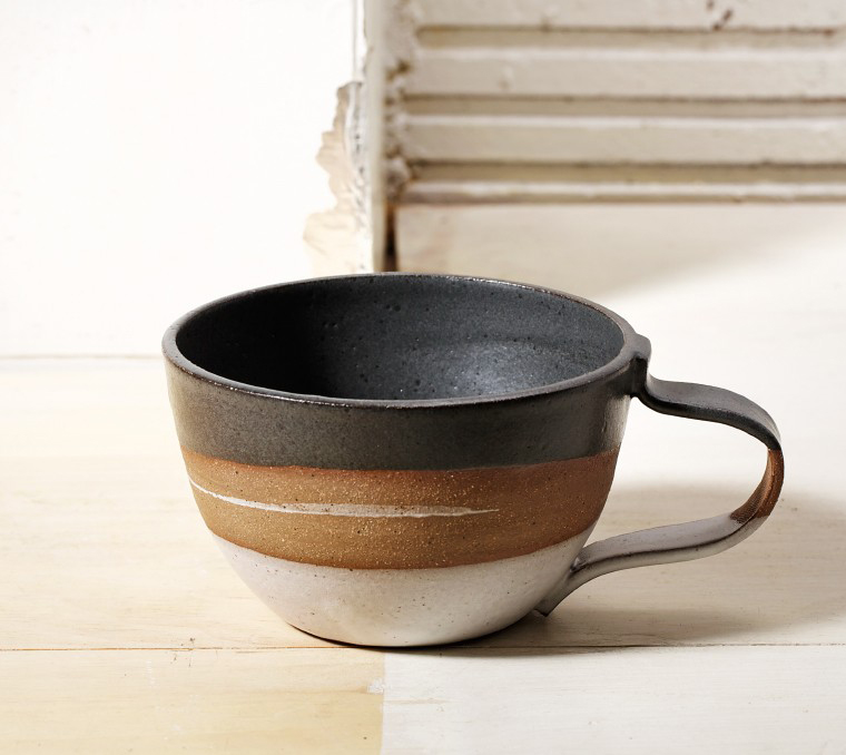 Oversized thread mug | Joinery NYC