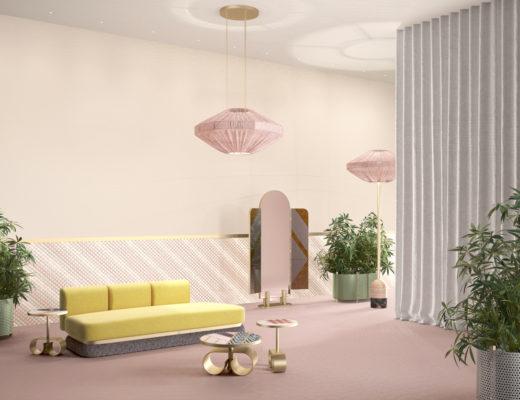 Cristina Celestino | The Happy Room for FENDI