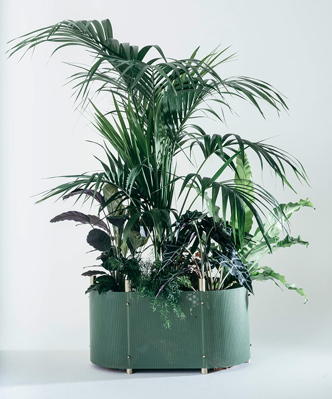 Cristina Celestino | Jardiniere | big planter for the home