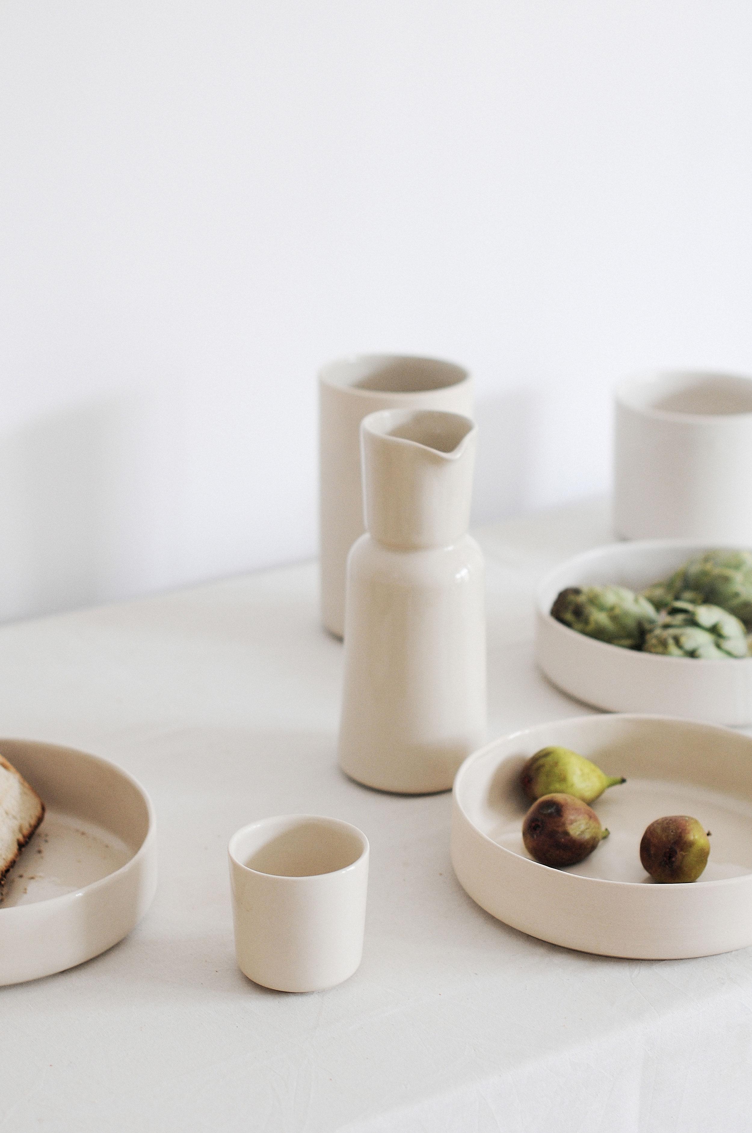 Mleko Living | Minimalistic Stonewear