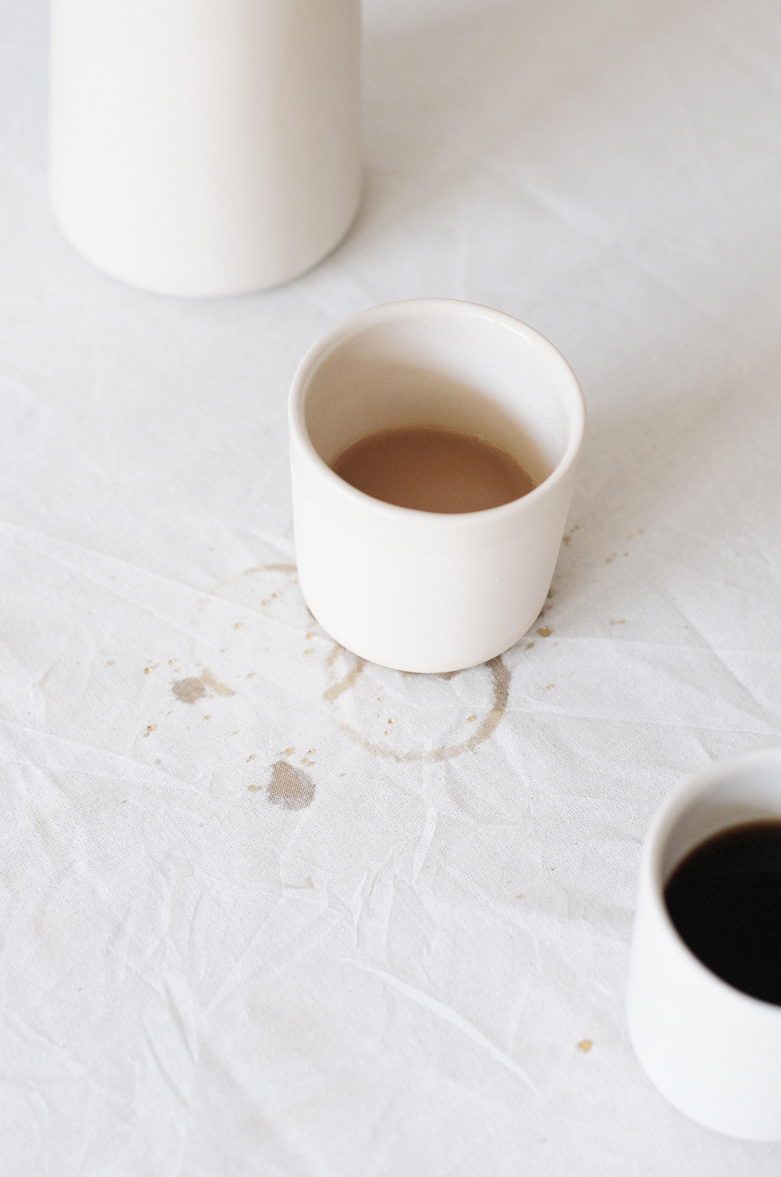 Mleko Living | Minimalistic Stonewear | Espresso Cup